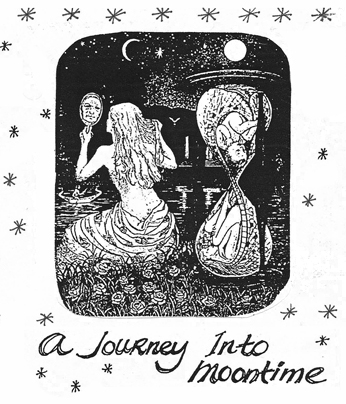 A Journey Into Moontime: Ruth Zachary Montage - click image to visit website