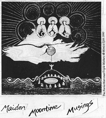 Maiden Moontime Musings